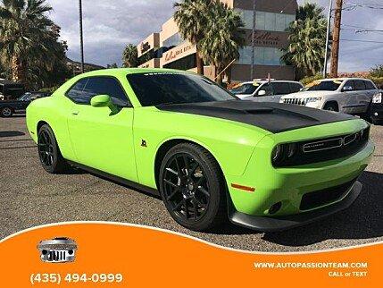 2015 Dodge Challenger Scat Pack for sale 101043195