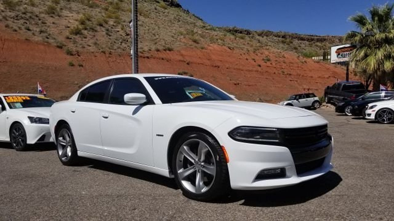 2015 Dodge Charger R/T for sale 100982461