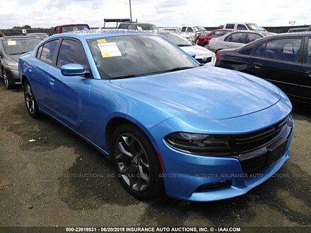 2015 Dodge Charger SXT for sale 101015616