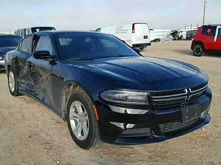 2015 Dodge Charger SE for sale 101056180