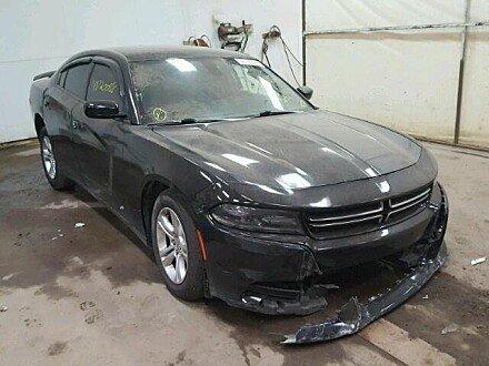 2015 Dodge Charger SE for sale 101056715