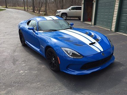 2015 Dodge Viper for sale 100754024