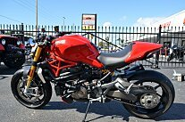 2015 Ducati Monster 1200 for sale 200634093