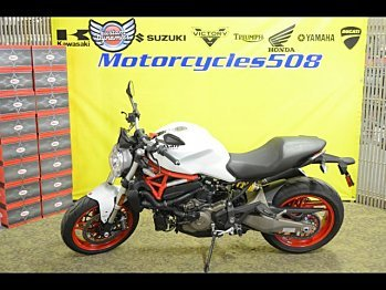 2015 Ducati Monster 821 for sale 200568626
