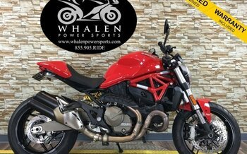 2015 Ducati Monster 821 for sale 200485504