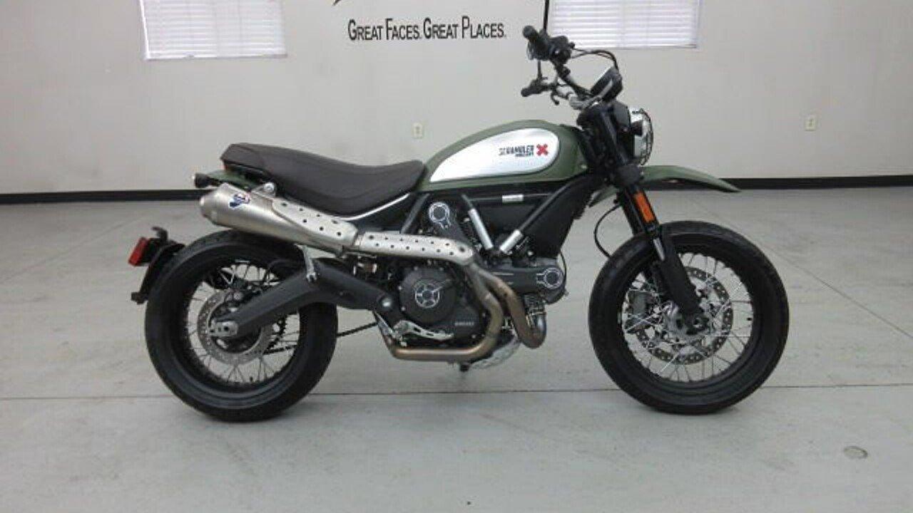 2015 Ducati Scrambler for sale 200416838