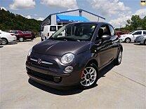 2015 FIAT 500 Pop Hatchback for sale 100775622