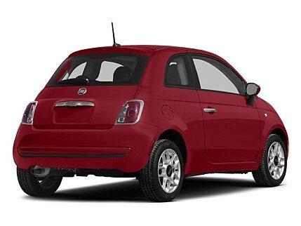 2015 FIAT 500 Sport Hatchback for sale 100924423