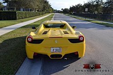 2015 Ferrari 458 Italia Spider for sale 100833500