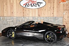 2015 Ferrari 458 Italia Spider for sale 100847705
