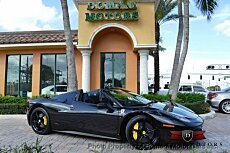 2015 Ferrari 458 Italia Spider for sale 100853165