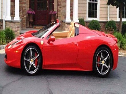 2015 Ferrari 458 Italia Spider for sale 100897372