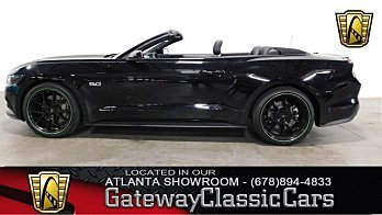 2015 Ford Mustang GT Convertible for sale 100863997