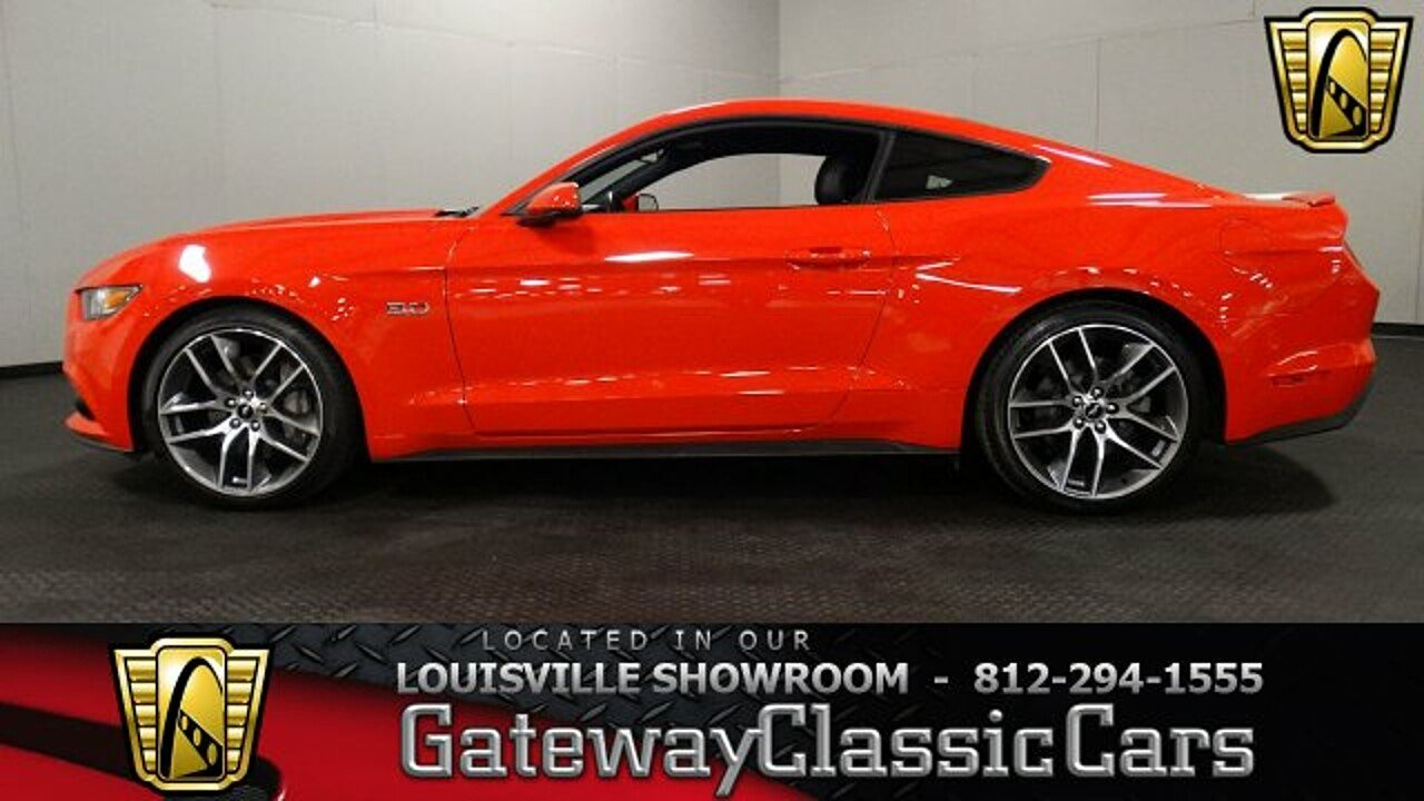 2015 Ford Mustang GT Coupe for sale 100965219