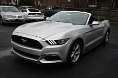 2015 Ford Mustang Convertible for sale 100957657