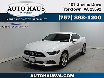 2015 Ford Mustang Coupe for sale 100985056