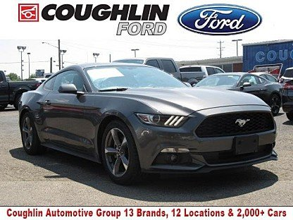 2015 Ford Mustang Coupe for sale 101002493
