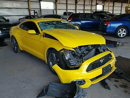 2015 Ford Mustang Coupe for sale 101032049