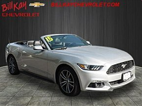 2015 Ford Mustang Convertible for sale 101046733