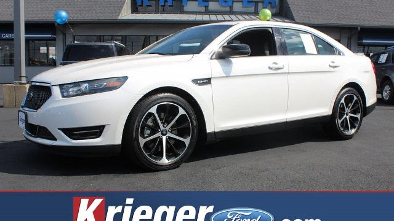 2015 Ford Taurus SHO AWD for sale 101003349