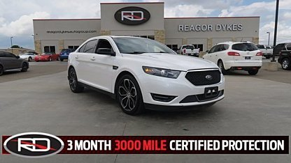 2015 Ford Taurus SHO AWD for sale 100892355
