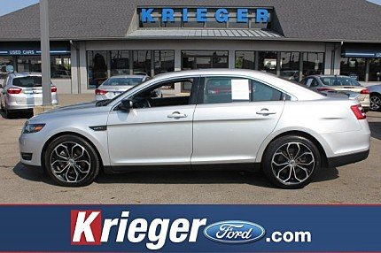 2015 Ford Taurus SHO AWD for sale 100909277