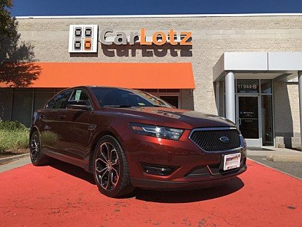 2015 Ford Taurus SHO AWD for sale 100911966