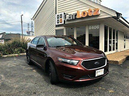 2015 Ford Taurus SHO AWD for sale 100934651