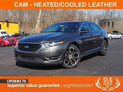 2015 Ford Taurus SHO AWD for sale 101024503