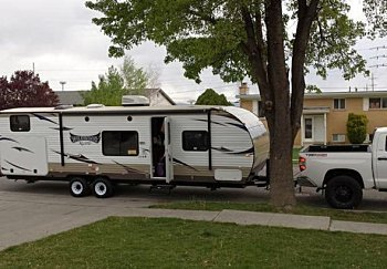 2015 Forest River Wildwood for sale 300152666