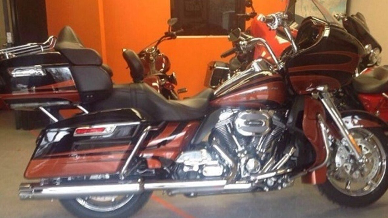 2015 Harley-Davidson CVO for sale 200439367