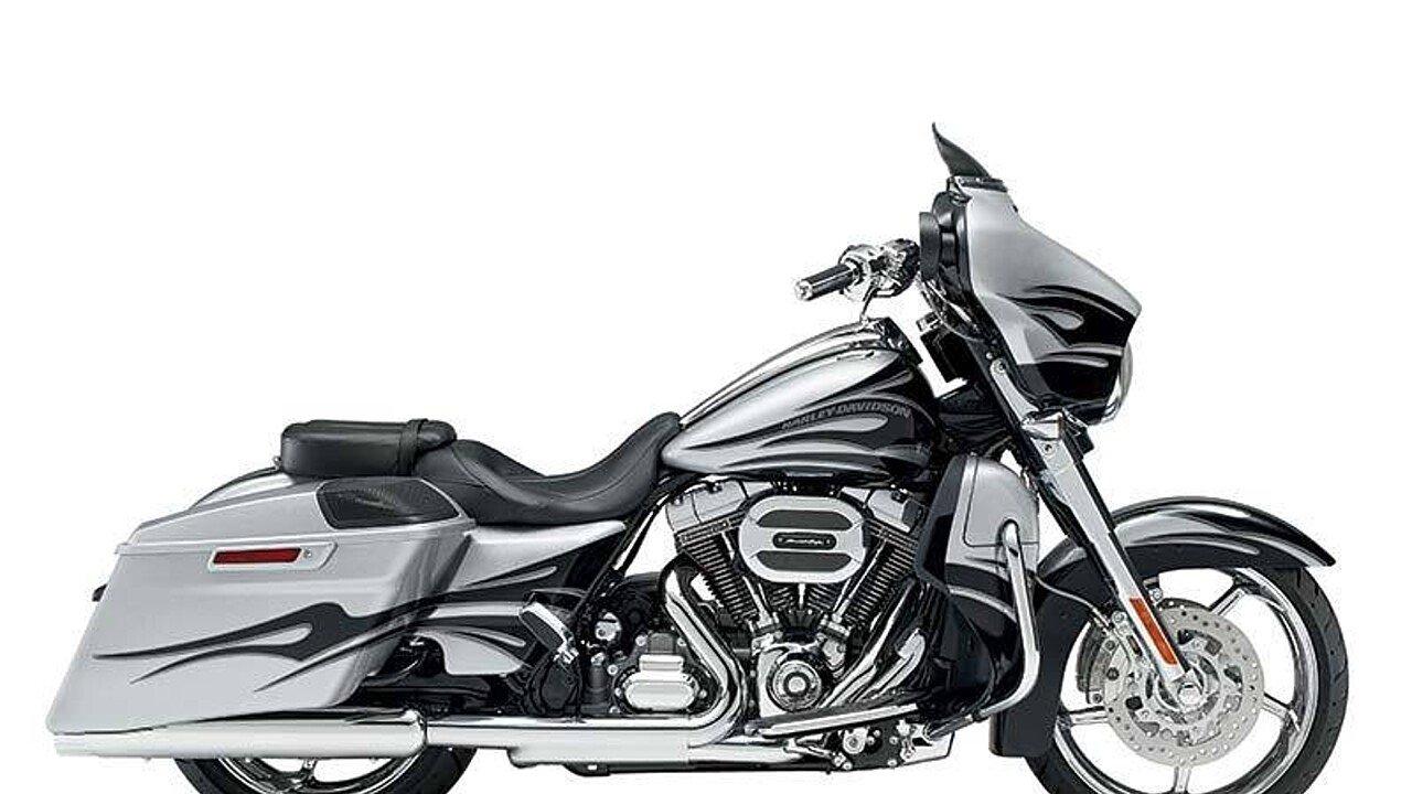 2015 Harley-Davidson CVO for sale 200449299