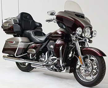 2015 Harley-Davidson CVO for sale 200477709