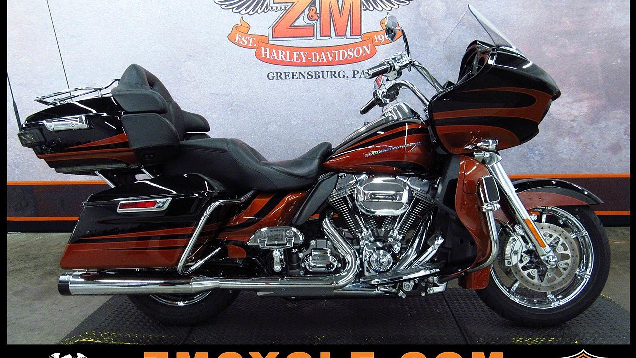 2015 Harley-Davidson CVO for sale 200483019