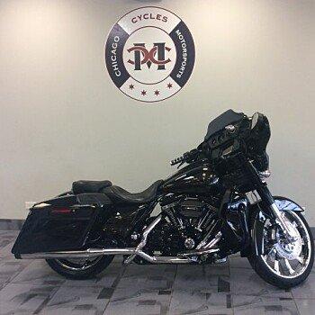 2015 Harley-Davidson CVO for sale 200487606