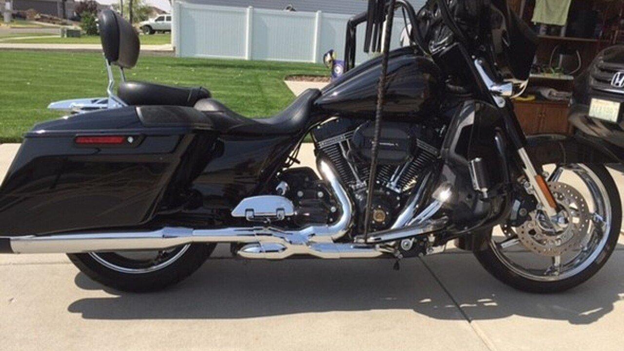 2015 Harley-Davidson CVO for sale 200492853