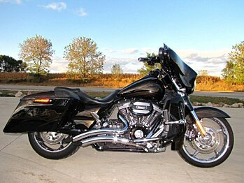 2015 Harley-Davidson CVO for sale 200544801