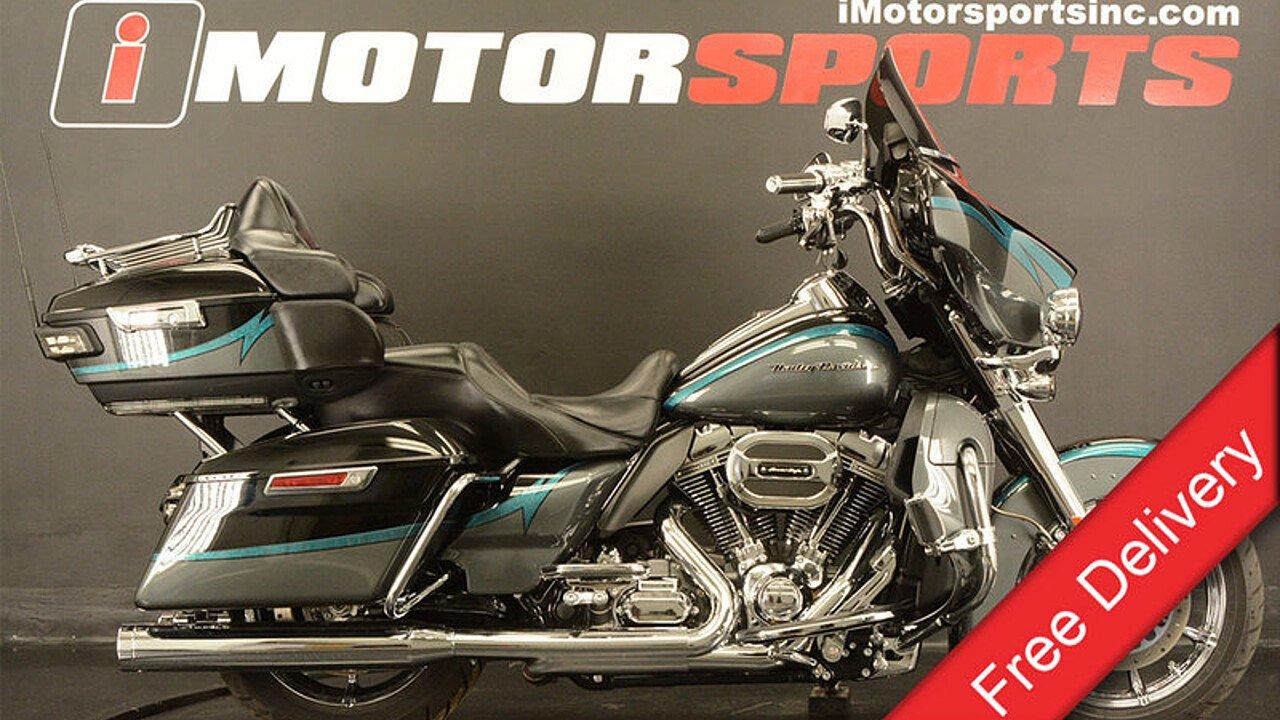 2015 Harley-Davidson CVO for sale 200549929