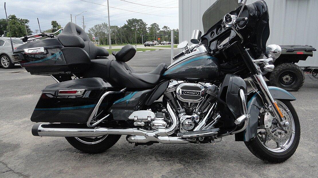 2015 Harley-Davidson CVO Limited for sale 200586475