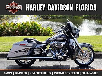 2015 Harley-Davidson CVO for sale 200626693