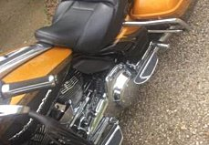2015 Harley-Davidson CVO for sale 200440160