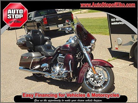2015 Harley-Davidson CVO for sale 200467608