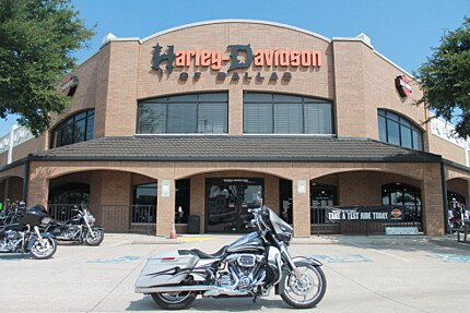 2015 Harley-Davidson CVO for sale 200471961