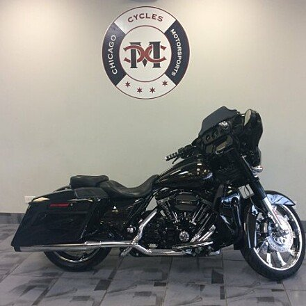 2015 Harley-Davidson CVO for sale 200487606