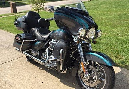 2015 Harley-Davidson CVO Motorcycles for Sale - Motorcycles on ...
