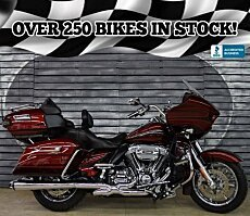 2015 Harley-Davidson CVO for sale 200505672