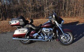 2015 Harley-Davidson CVO for sale 200526805