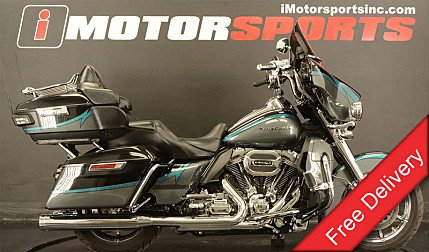 2015 Harley-Davidson CVO for sale 200549929