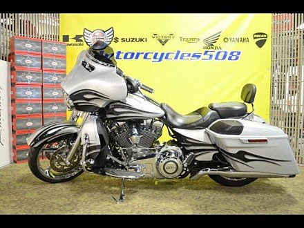 2015 Harley-Davidson CVO for sale 200563877