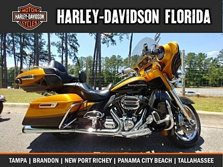 2015 Harley-Davidson CVO for sale 200576781